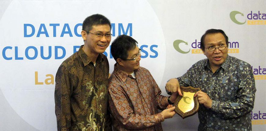 Datacomm Siap Garap Pasar Cloud Computing